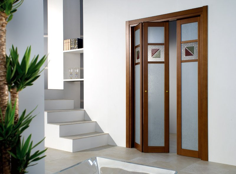 дверь гармошка своими руками пошаговая инструкция по