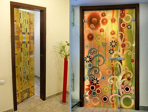 Двери входные дубовые - Вікна Двері для оселі - INFOUABIZ
