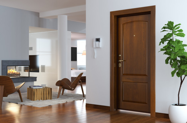 Межкомнатная дверь с добором