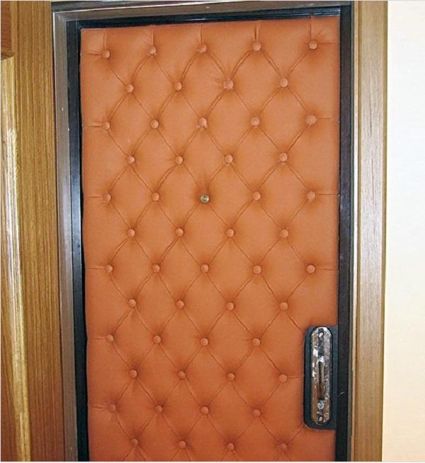 Как сделать дверной глазок фото 618
