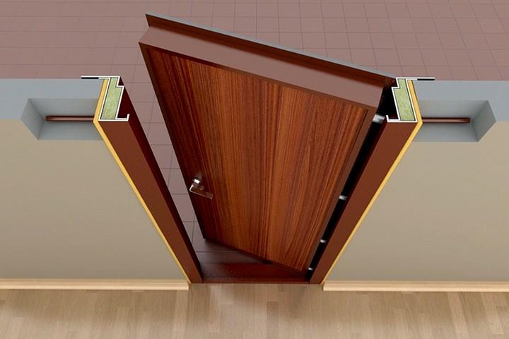 Дверная коробка своими руками фото