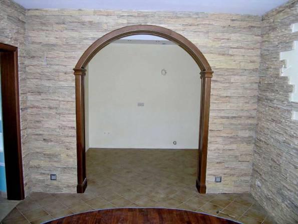 Чем задекорировать дверной проем