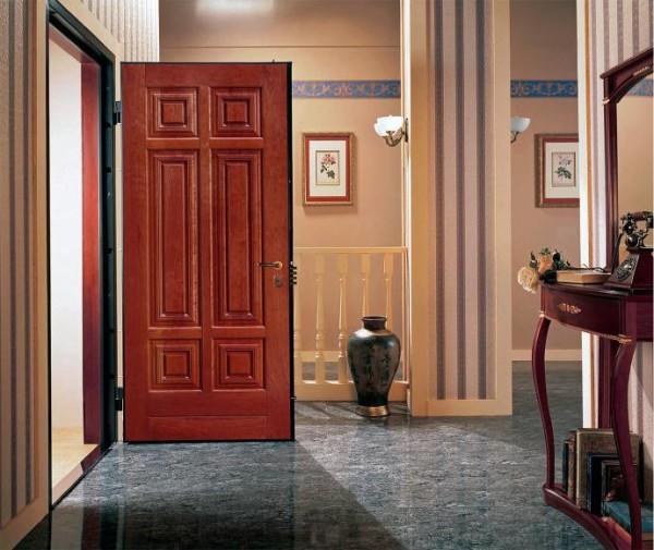 Входная дверь - визитная карточка жилища