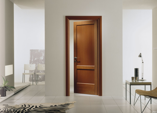 Правильное открывание двери
