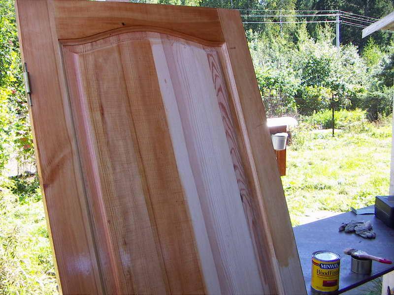 Двери из дерева, деревянные межкомнатные двери из