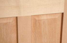 Деревянная дверь купейного типа сделать 156