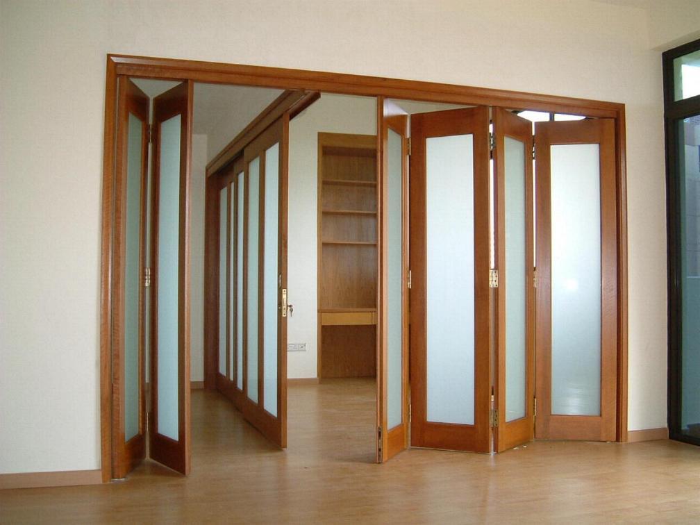 Дверь-гармошка своими руками: пошаговая инструкция по 47