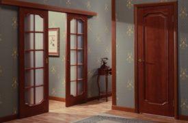 раздвижные межкомнатные двери виды и размеры
