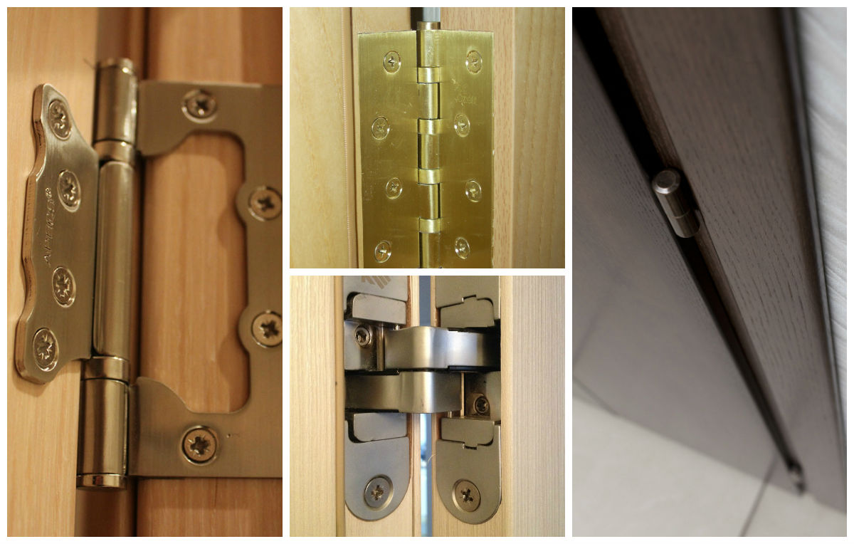 Двери с петлями своими руками 28