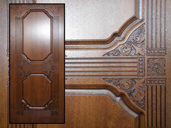 МДФ для входной двери