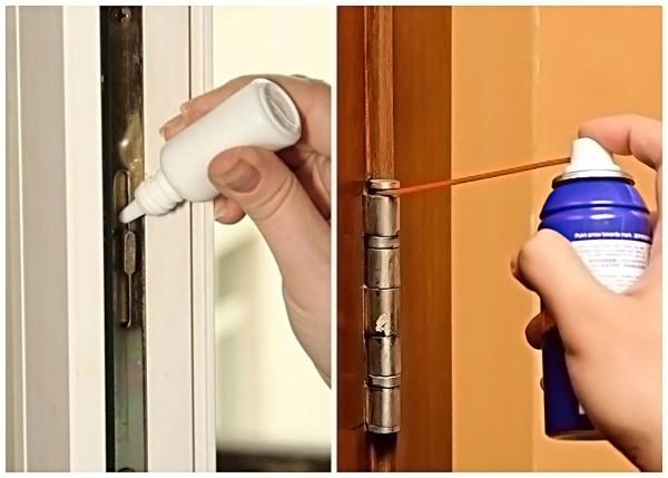 Составы для обработки дверной фурнитуры