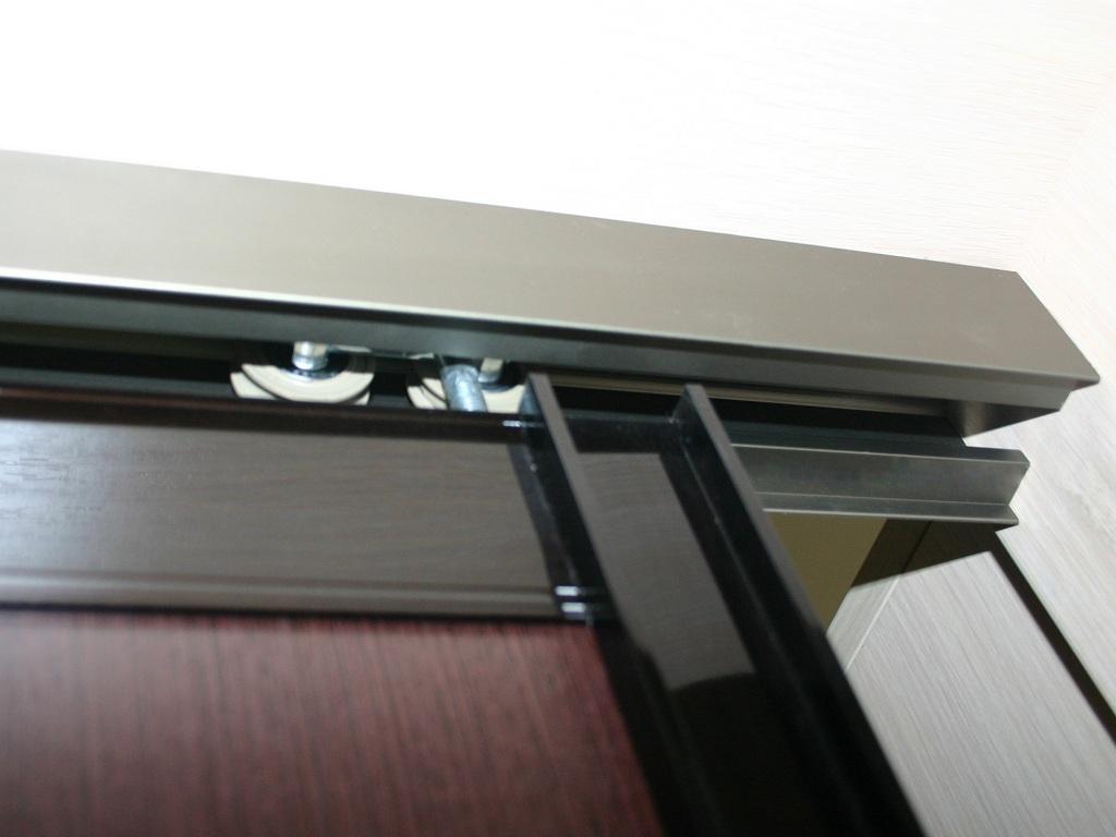 раздвижная межкомнатная дверь схема установки