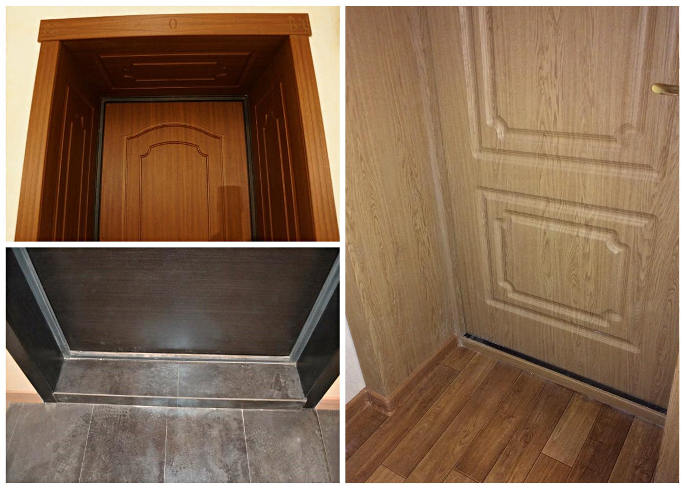 Как утеплить входную дверь: возможные варианты Двери Дома 100