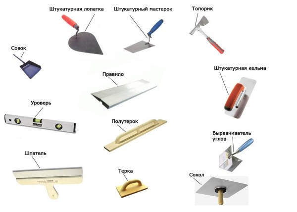 Перечень инструментов для дверныйх откосов