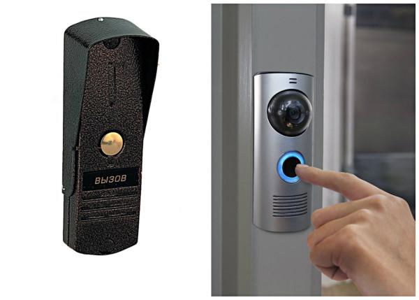 Разновидности моделей дверного звонка