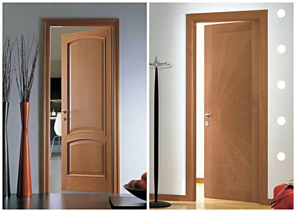 Канадские двери в жилом и офисном помещении