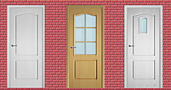 Канадские двери