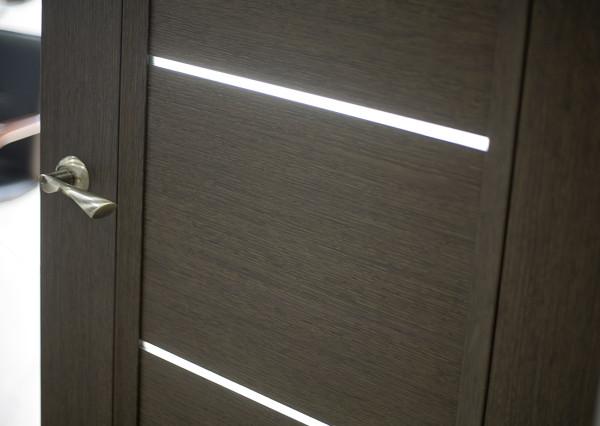 Царговые двери из МДФ
