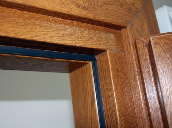 Звукоизоляция входной двери своими руками