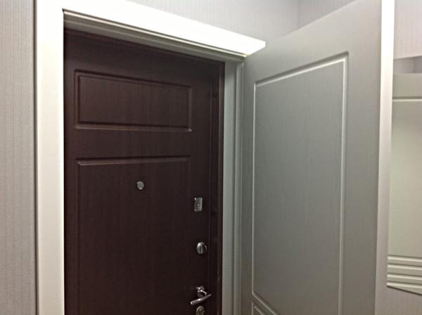 Вторая входная дверь в квартире