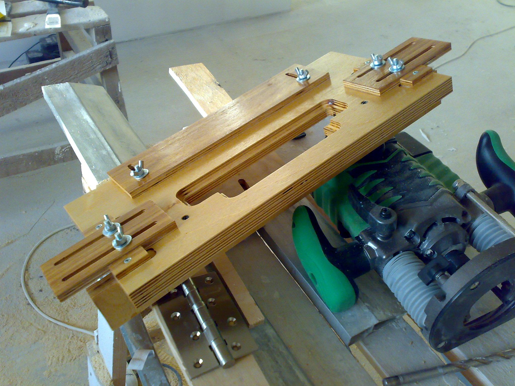 Шаблоны для фрезера для петель: инструкция по использованию