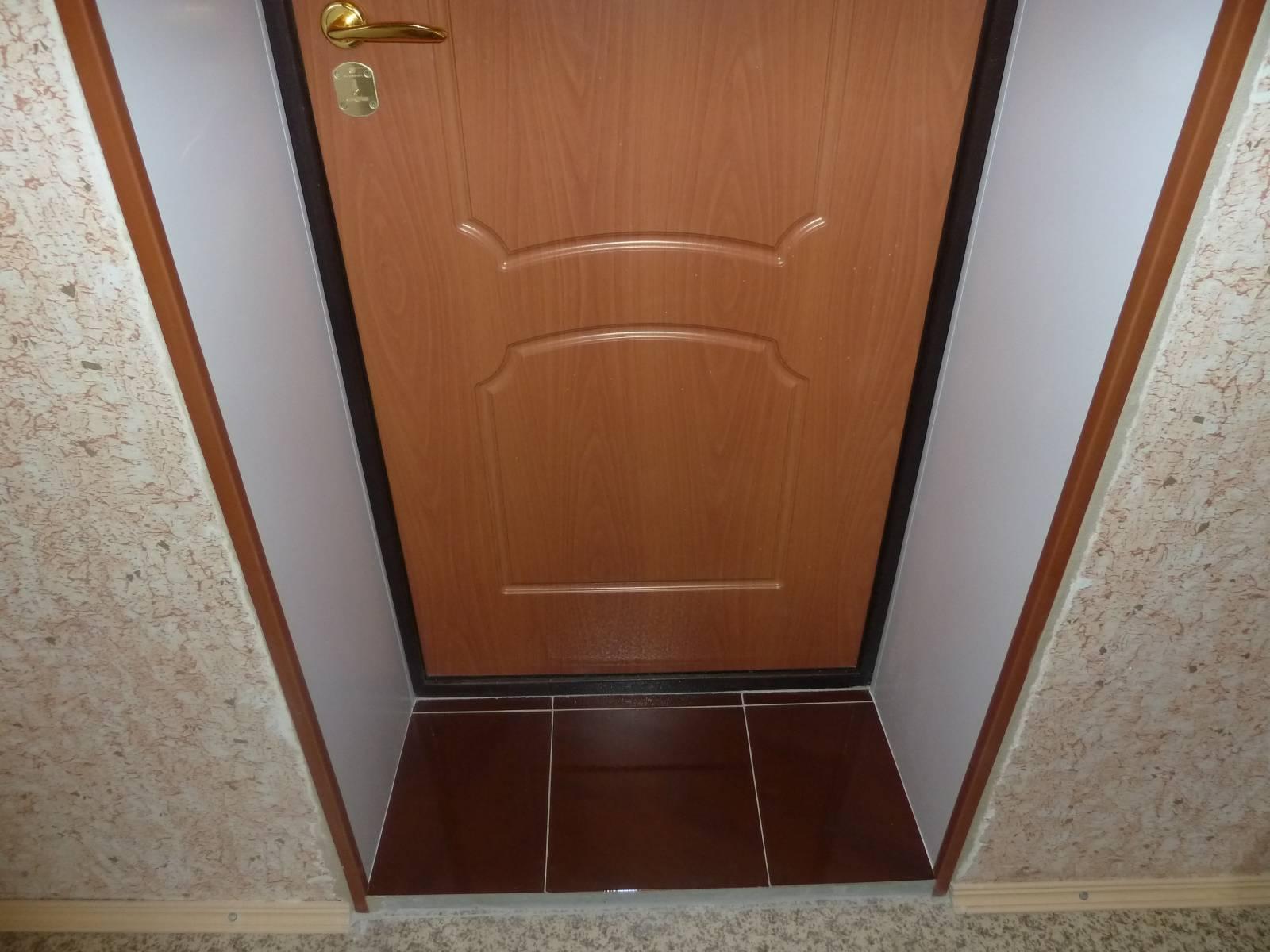 Откосы для дверей своими руками фото