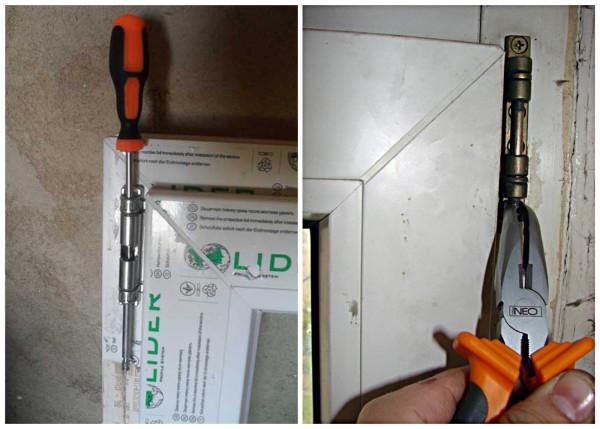 Как снять пластиковую дверь с петель на балконе: инструкция