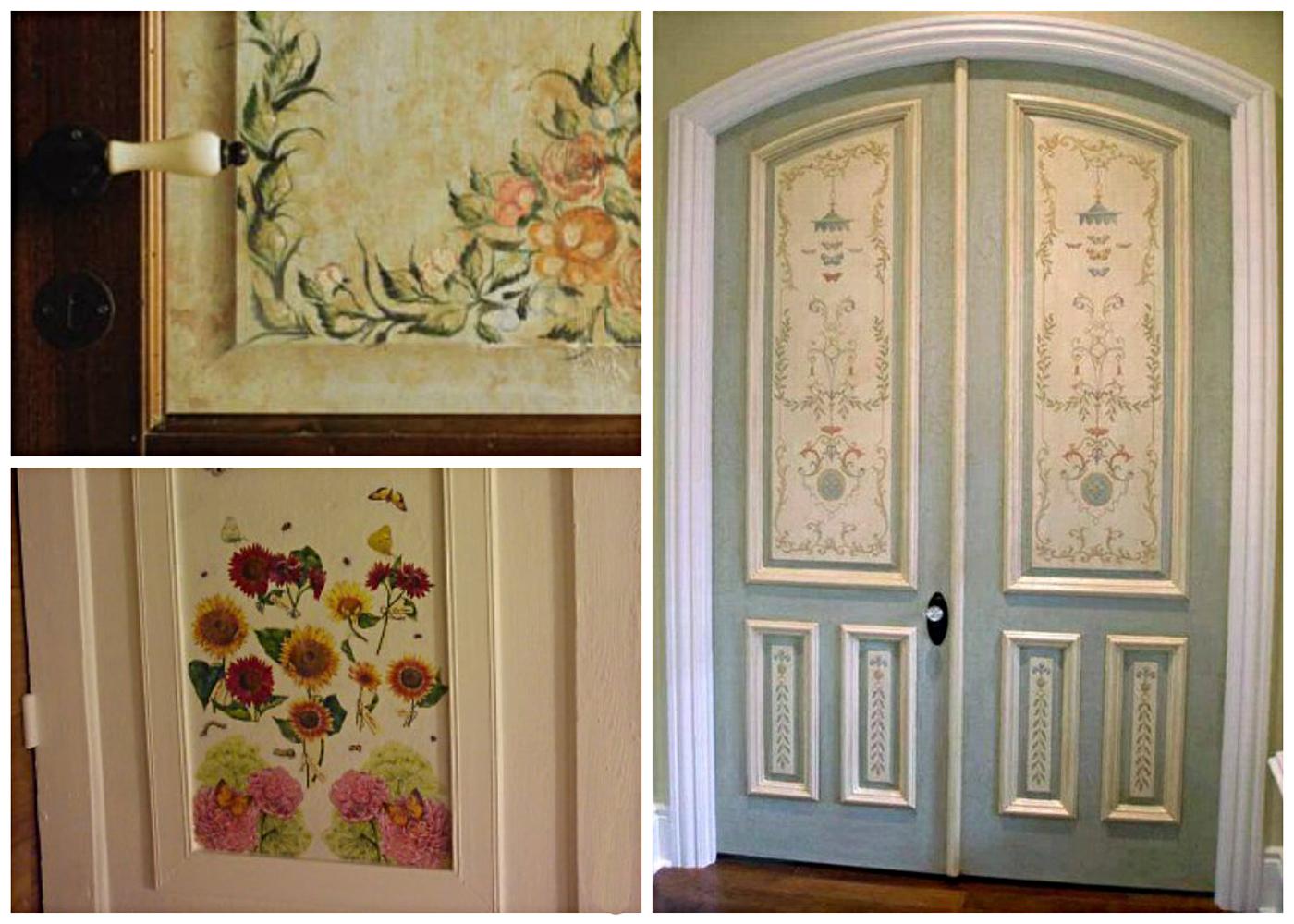 Реставрация дверей своими руками фото 99