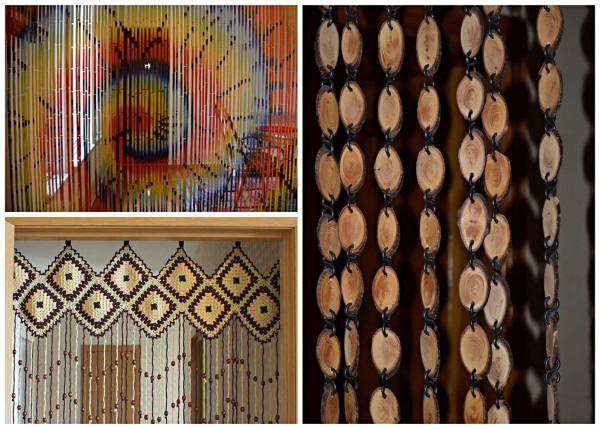 Разновидности деревянных штор