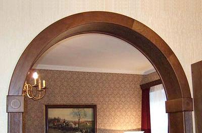 Установка арки в дверной проем своими руками фото 506
