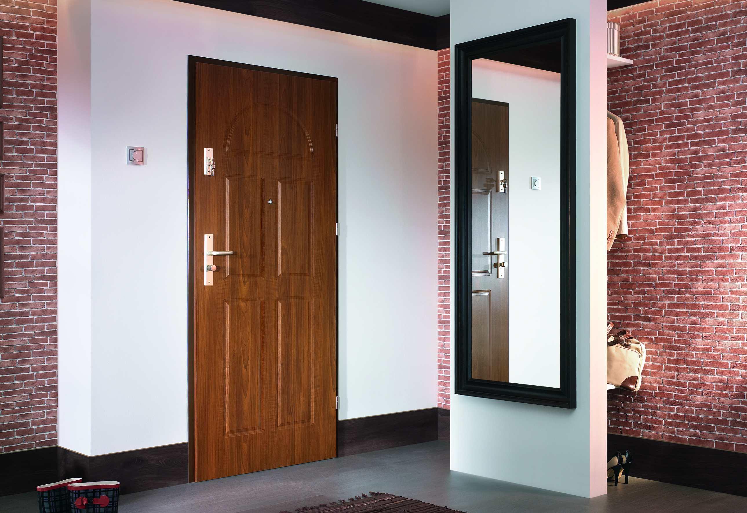 стандартные размеры входных дверей ширина и высота
