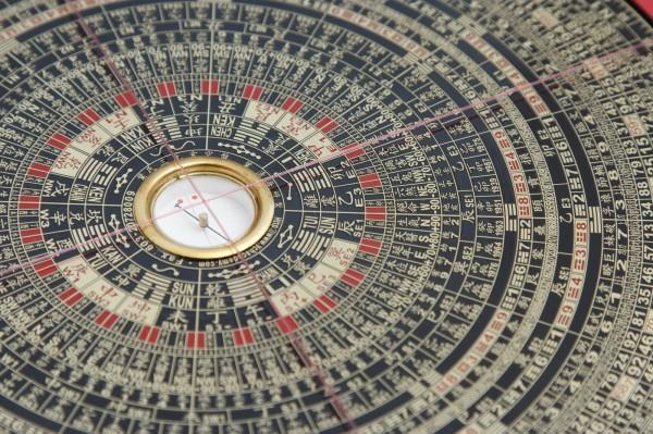 Профессиональный компас фэн-шуй