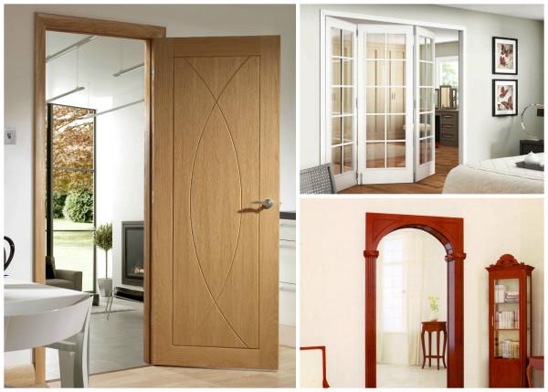 Разновидности дверей в интерьере