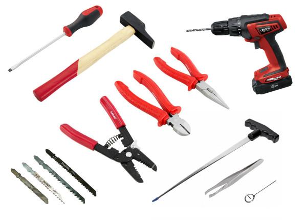 Инструменты для извлечения сломанного ключа из замка