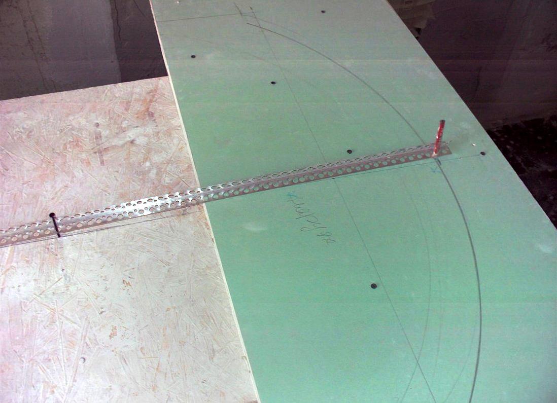 Как сделать разметку на стене под гипсокартон