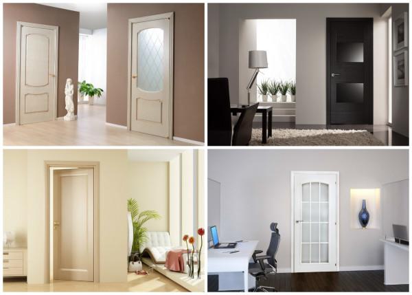 Конструктивные особенности строения дверного полотна